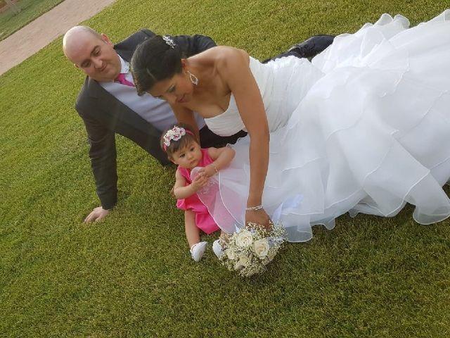 La boda de Joaquín  y Nelly en Villarrobledo, Albacete 2