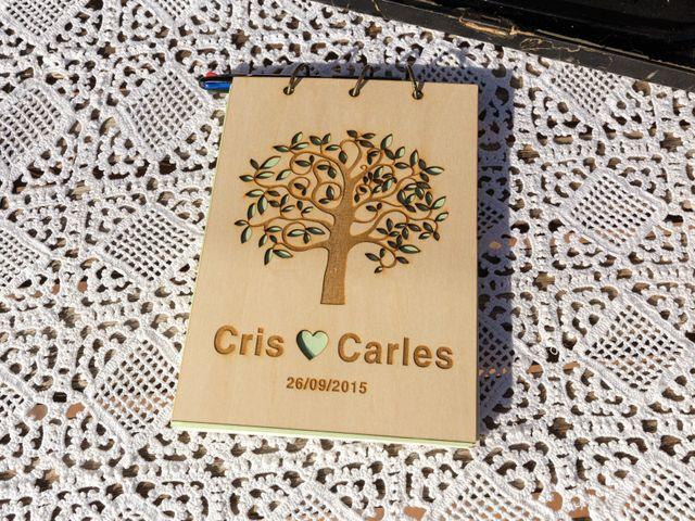 La boda de Carlos y Cristina en Sant Pere Pescador, Girona 3