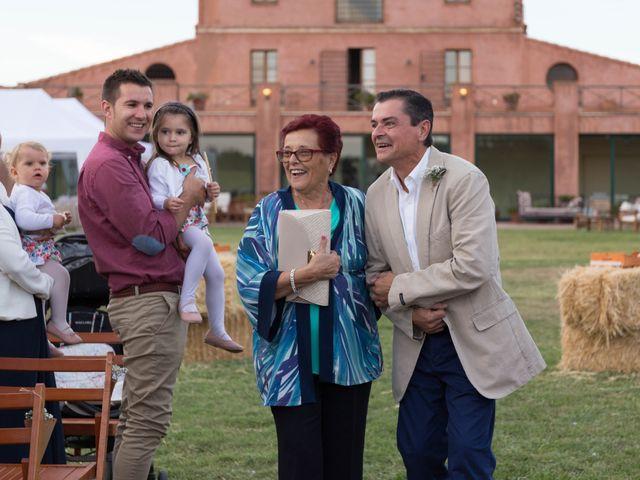 La boda de Carlos y Cristina en Sant Pere Pescador, Girona 12