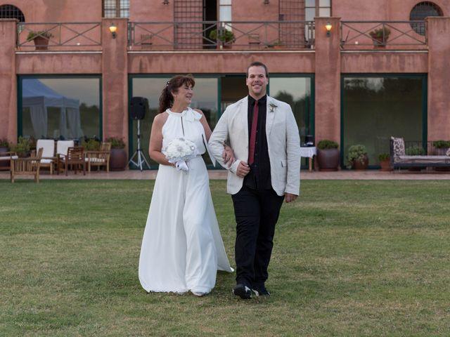 La boda de Carlos y Cristina en Sant Pere Pescador, Girona 14