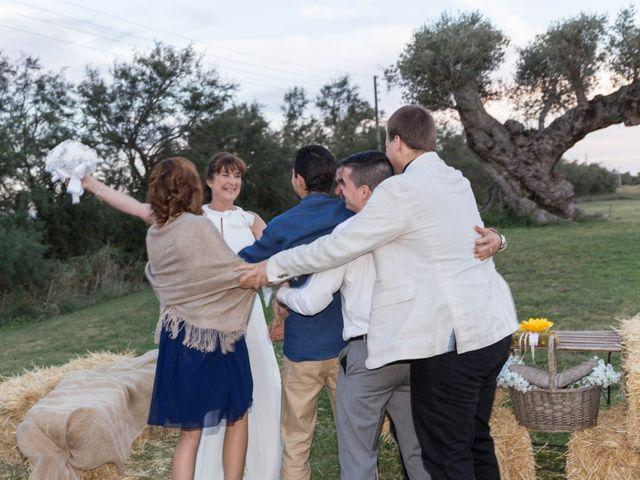 La boda de Carlos y Cristina en Sant Pere Pescador, Girona 19