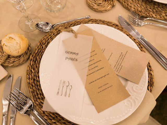 La boda de Carlos y Cristina en Sant Pere Pescador, Girona 24