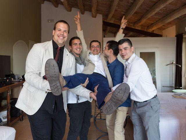 La boda de Carlos y Cristina en Sant Pere Pescador, Girona 42