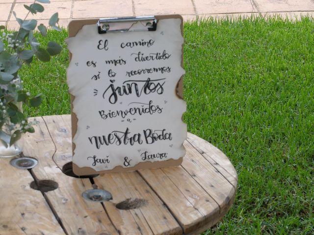 La boda de Laura y Javi en Castelló/castellón De La Plana, Castellón 1