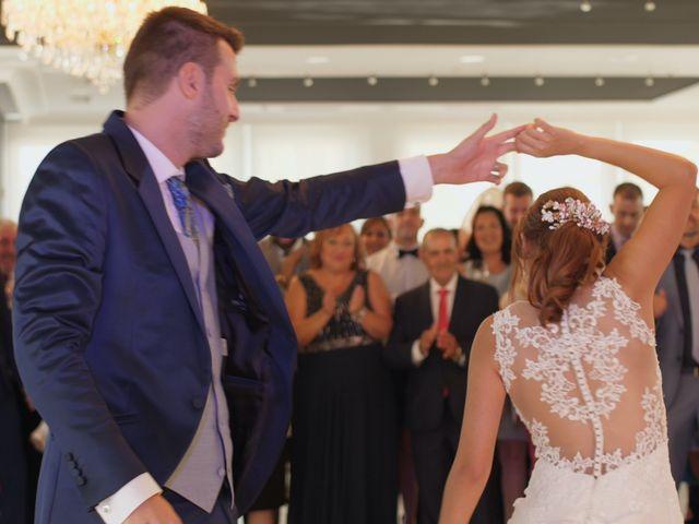 La boda de Laura y Javi en Castelló/castellón De La Plana, Castellón 46