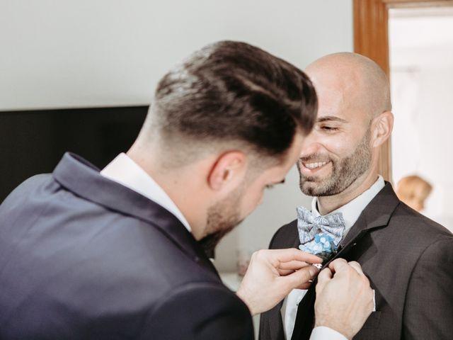La boda de Jorge y Martina en Otura, Granada 7