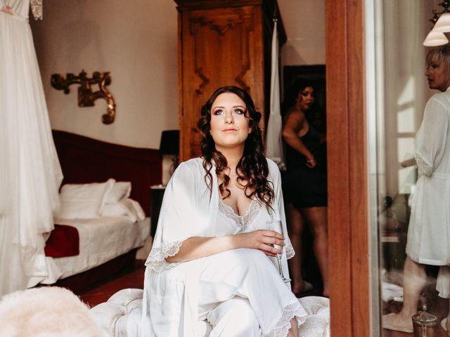 La boda de Jorge y Martina en Otura, Granada 9