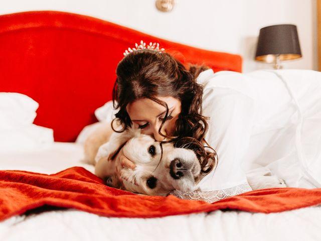 La boda de Jorge y Martina en Otura, Granada 14