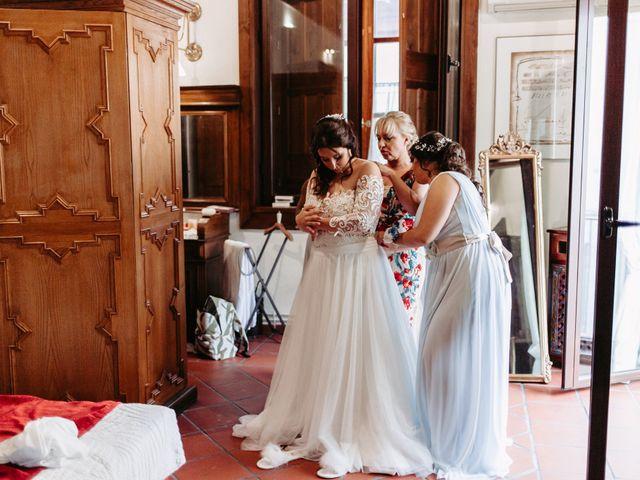 La boda de Jorge y Martina en Otura, Granada 18
