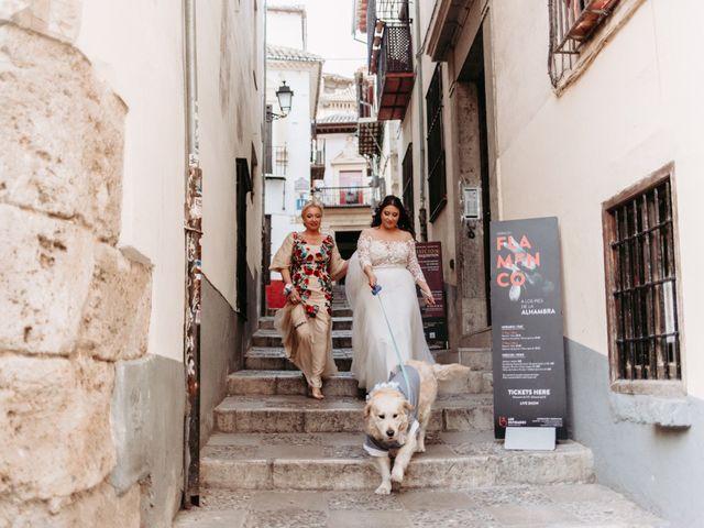 La boda de Jorge y Martina en Otura, Granada 26