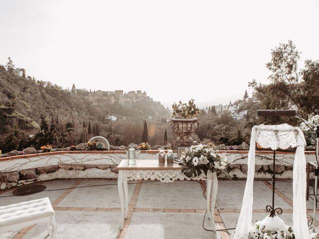 La boda de Jorge y Martina en Otura, Granada 27