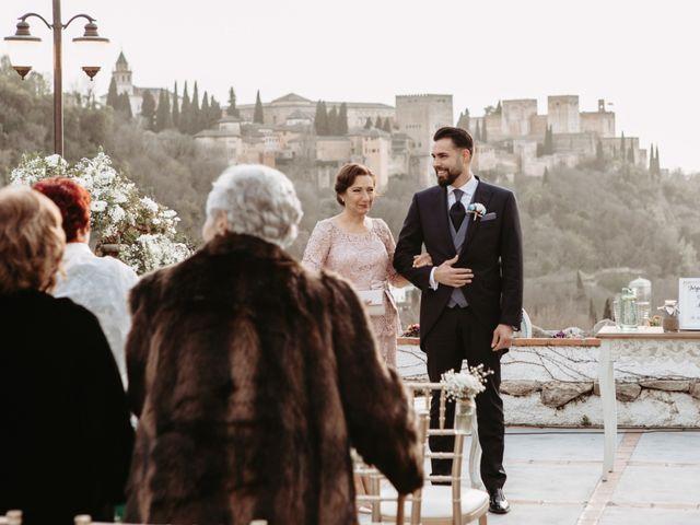 La boda de Jorge y Martina en Otura, Granada 30