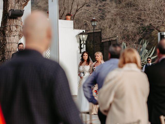 La boda de Jorge y Martina en Otura, Granada 31