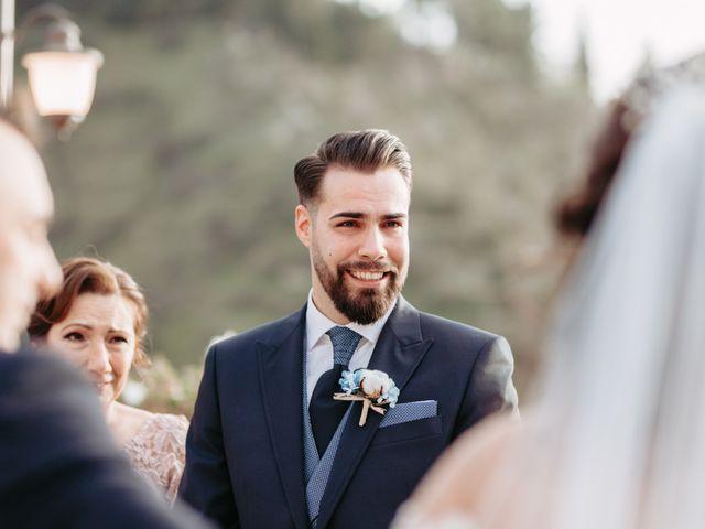 La boda de Jorge y Martina en Otura, Granada 33