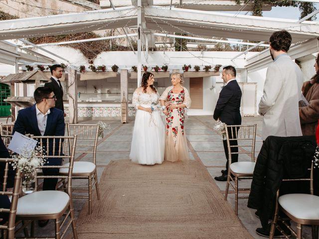 La boda de Jorge y Martina en Otura, Granada 34