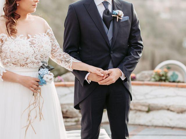 La boda de Jorge y Martina en Otura, Granada 35