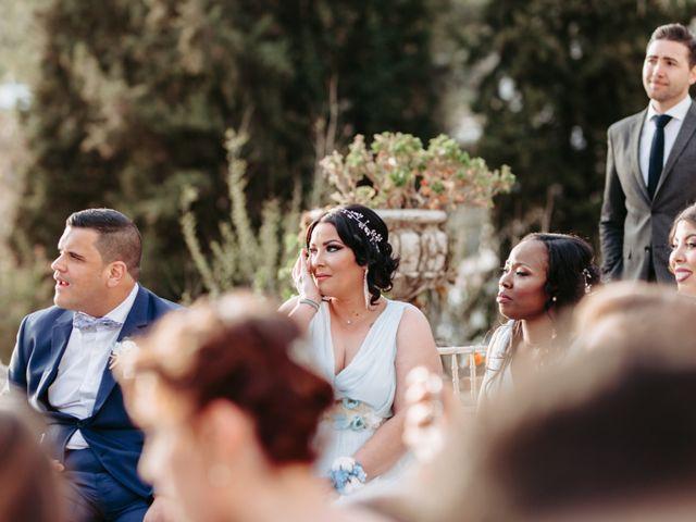 La boda de Jorge y Martina en Otura, Granada 39