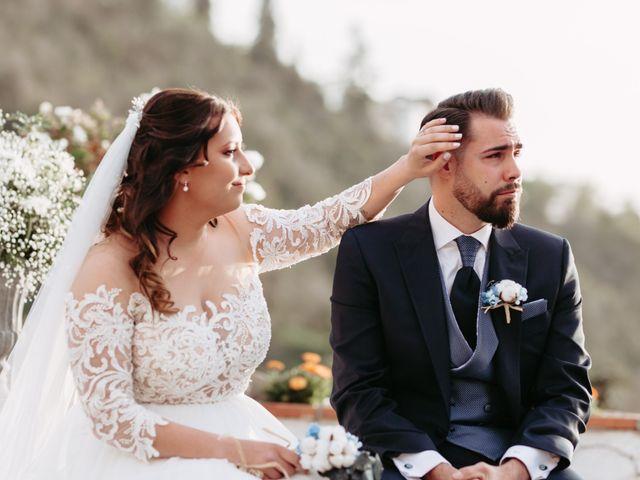 La boda de Jorge y Martina en Otura, Granada 40