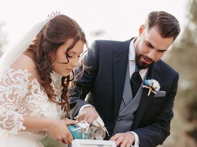 La boda de Jorge y Martina en Otura, Granada 42