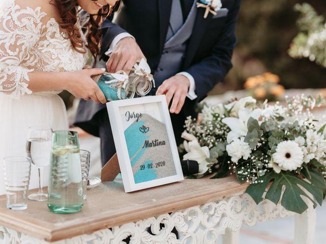 La boda de Jorge y Martina en Otura, Granada 43