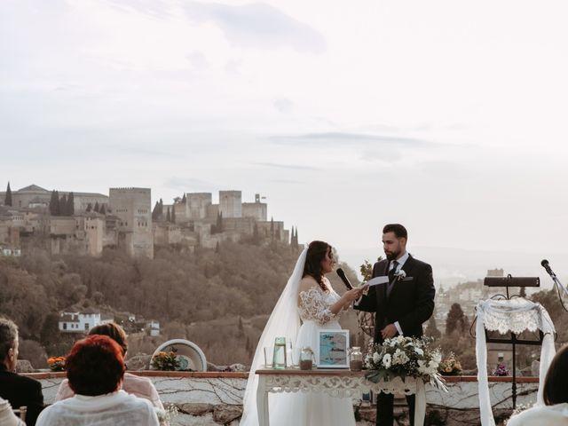 La boda de Jorge y Martina en Otura, Granada 48