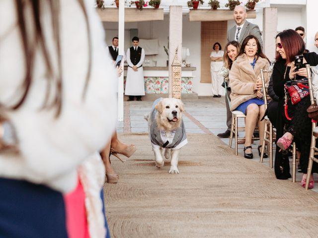 La boda de Jorge y Martina en Otura, Granada 50