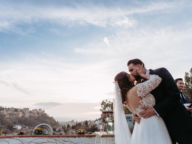 La boda de Jorge y Martina en Otura, Granada 1