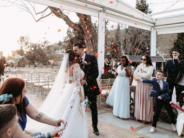 La boda de Jorge y Martina en Otura, Granada 53