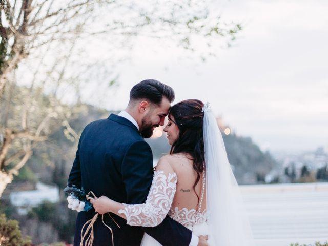 La boda de Martina y Jorge