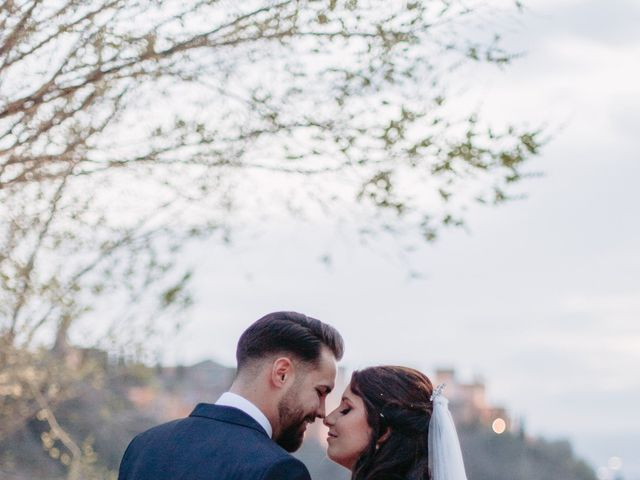 La boda de Jorge y Martina en Otura, Granada 2
