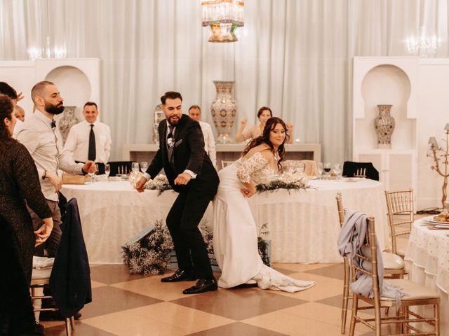 La boda de Jorge y Martina en Otura, Granada 64