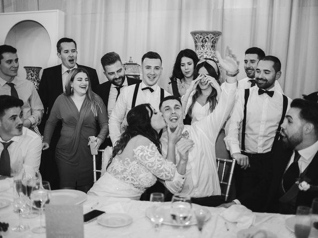 La boda de Jorge y Martina en Otura, Granada 67