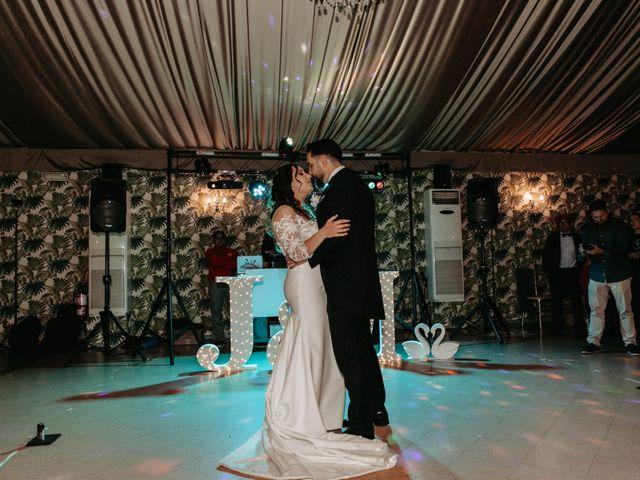 La boda de Jorge y Martina en Otura, Granada 71