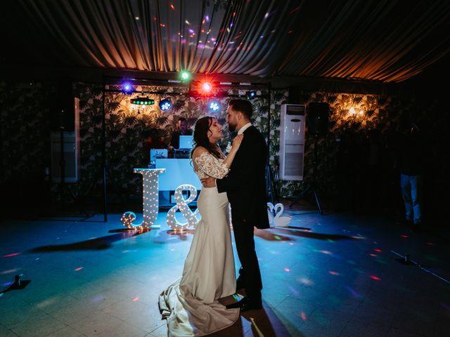 La boda de Jorge y Martina en Otura, Granada 73
