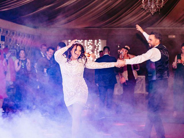 La boda de Jorge y Martina en Otura, Granada 75
