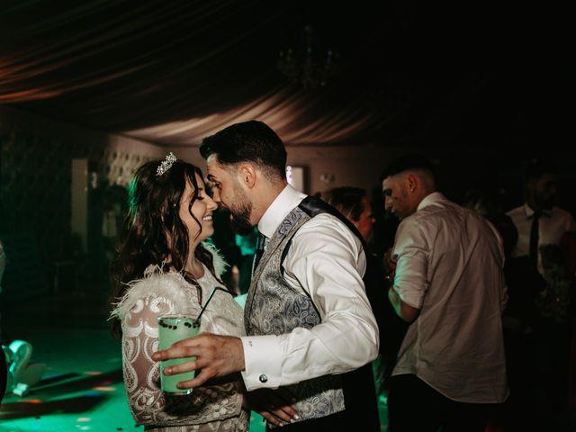 La boda de Jorge y Martina en Otura, Granada 78