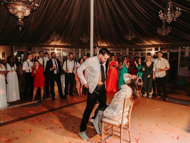 La boda de Jorge y Martina en Otura, Granada 82