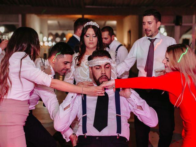 La boda de Jorge y Martina en Otura, Granada 84