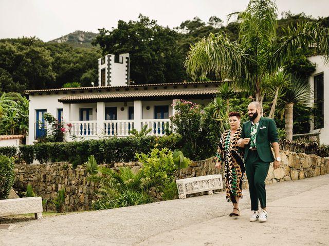 La boda de Alejandro Maria  y Tyron  en Algeciras, Cádiz 68