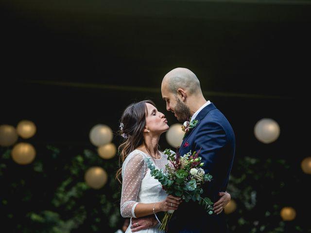 La boda de Ariadna y Marc