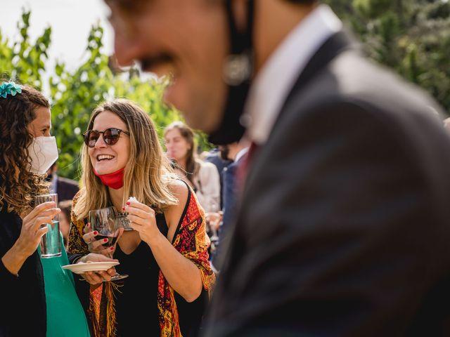 La boda de Marc y Ariadna en Matadepera, Barcelona 60