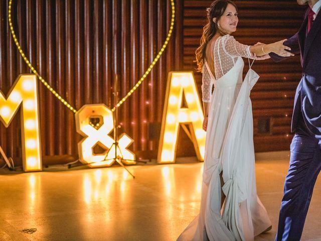La boda de Marc y Ariadna en Matadepera, Barcelona 79