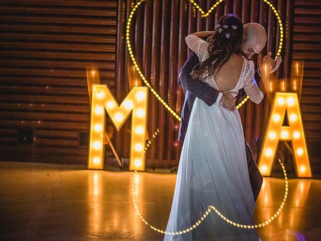 La boda de Marc y Ariadna en Matadepera, Barcelona 81