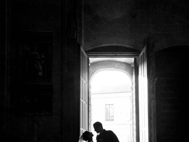 La boda de Juanma y Arancha en Valverdon, Salamanca 14