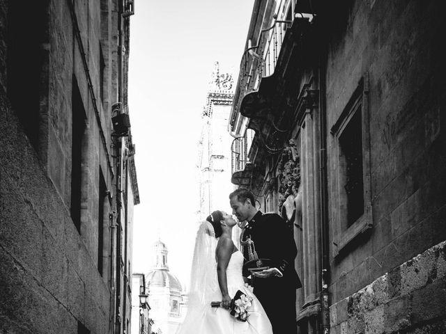 La boda de Juanma y Arancha en Valverdon, Salamanca 16