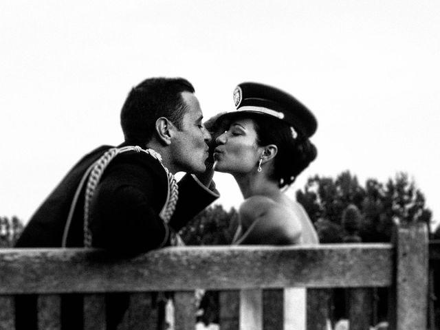 La boda de Juanma y Arancha en Valverdon, Salamanca 18
