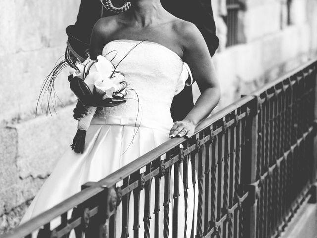 La boda de Juanma y Arancha en Valverdon, Salamanca 21