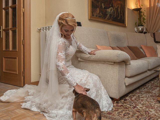 La boda de Jonathan y Irene en Alcalá De Henares, Madrid 2