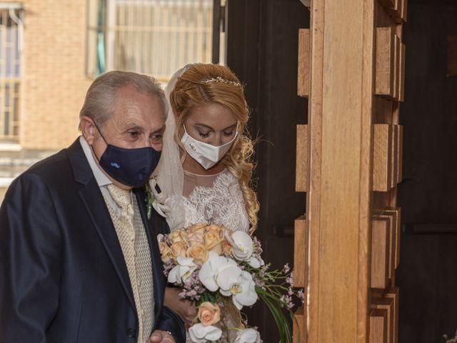 La boda de Jonathan y Irene en Alcalá De Henares, Madrid 34