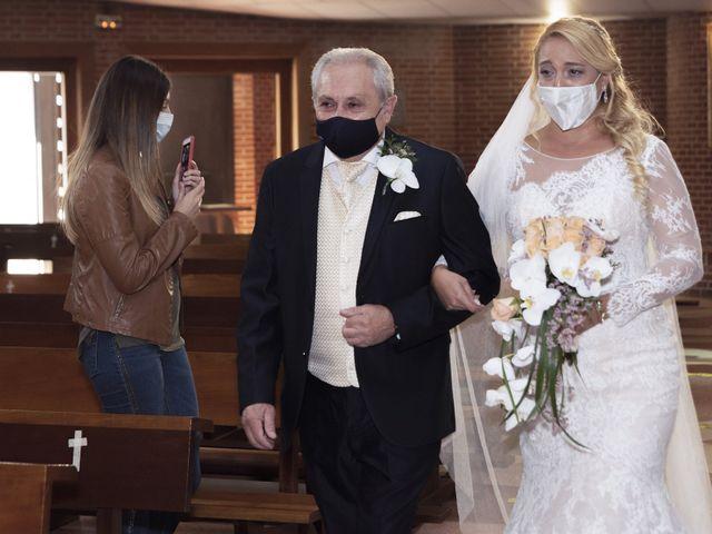 La boda de Jonathan y Irene en Alcalá De Henares, Madrid 35